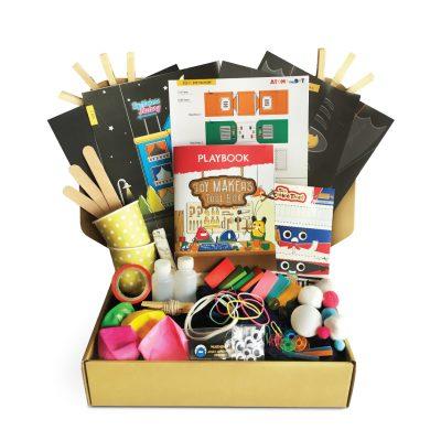 Atom & the Dot   Toy Maker's Tool Box   DIY Toys