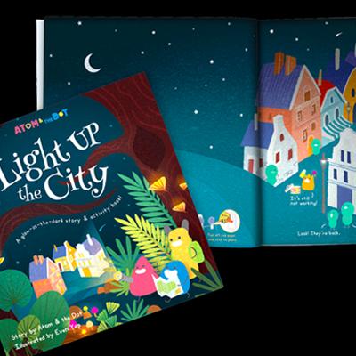 Light-Up-The-City-Book