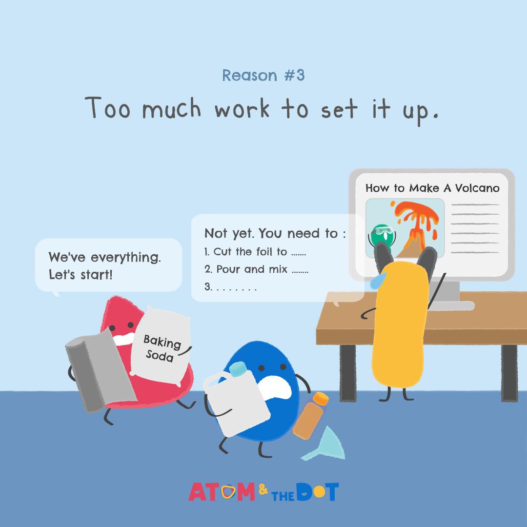 Reason-3-Too-much-work